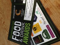 We sponsor Hampshire Food awards…