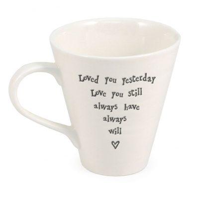 love, mug