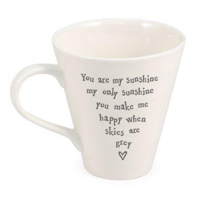 mug, sunshine