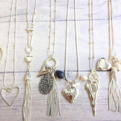Shop for: Necklaces & Bracelets