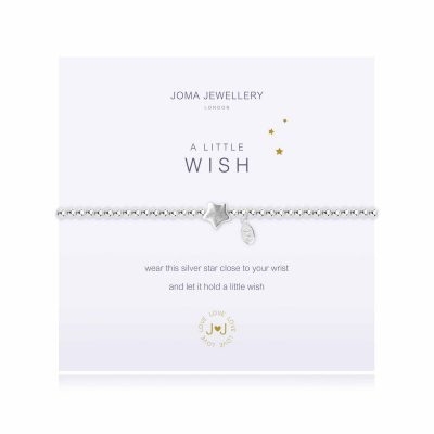 Little, Wish, silver, plated, Joma, Jewellery, bracelet,