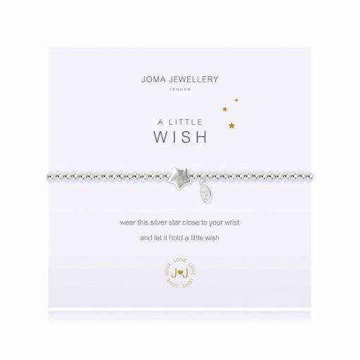 Little, Wish, silver, plated, Joma, Jewellery, bracelet,
