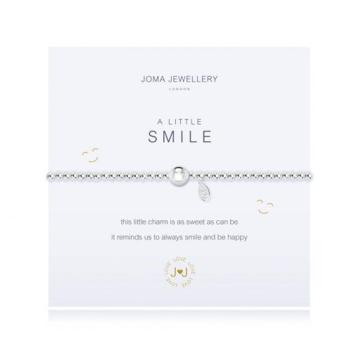 little, smile, bracelet