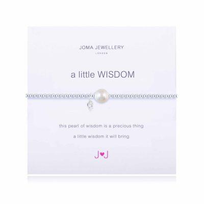 little, wisdom, bracelet, joma