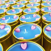 Tinned Candles