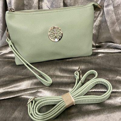 mint, tree of life, bag