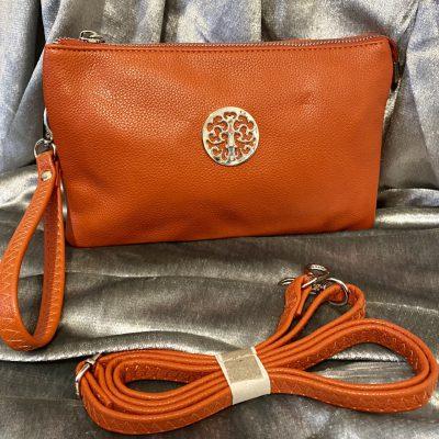 orange, tee of life, bag