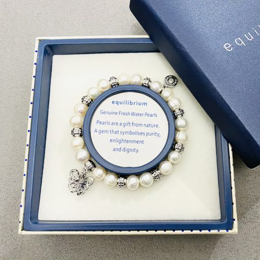 butterfly, bracelet