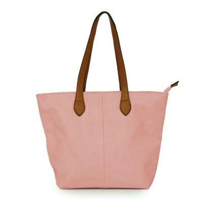 dusty pink, shoulder bag