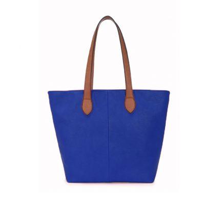 Royal blue, shoulder bag