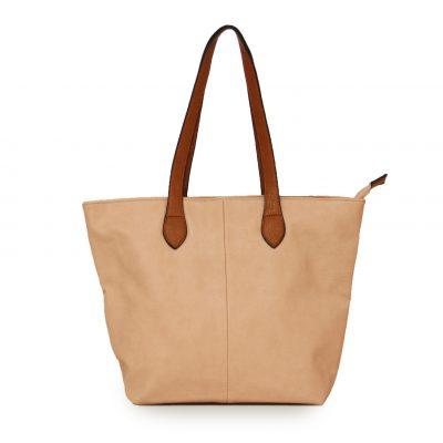 mocha, shoulder bag