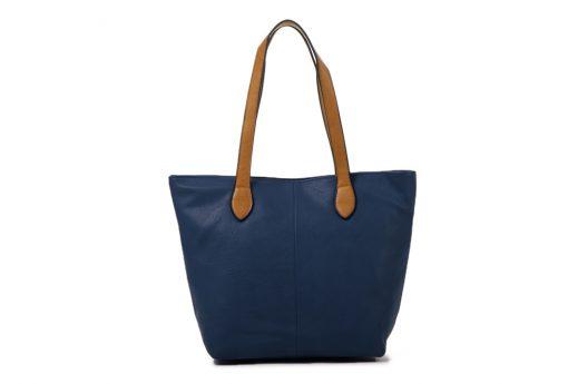 navy, shoulder bag