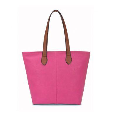 rose, shoulder bag