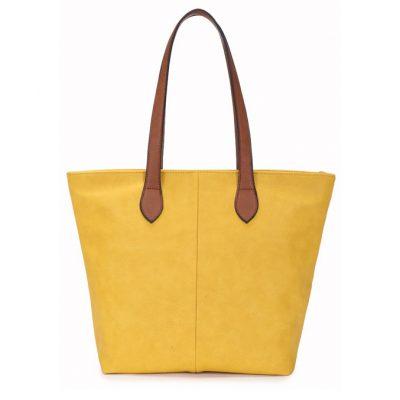 mustard, shoulder bag