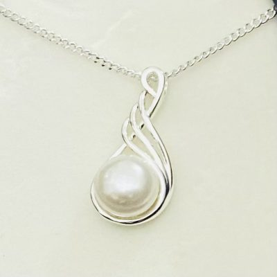 freshwater pearl, necklace