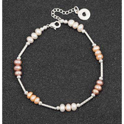 pearl, bracelet