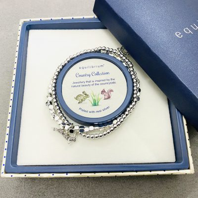 hare, bracelet