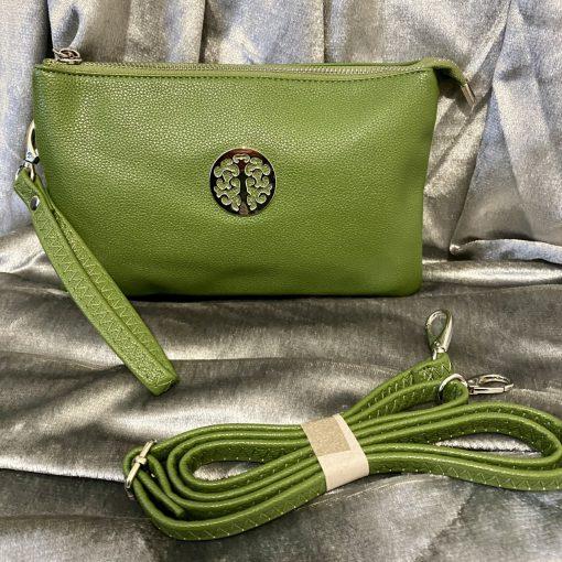 green, tree of life, bag