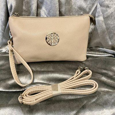 beige, cream, tree of life, bag