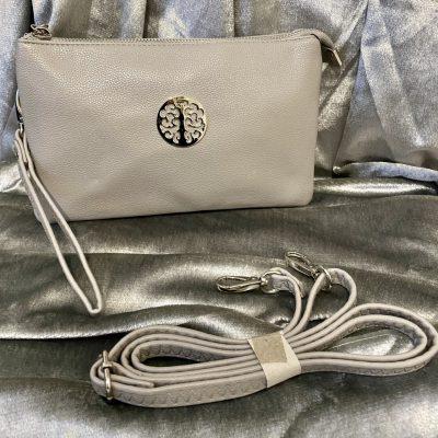 light grey, tree of life, bag
