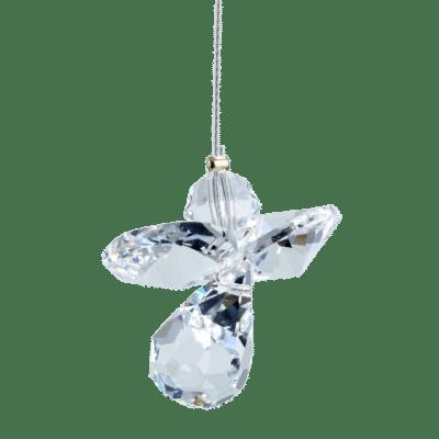 Classic Crystal Guardian Angel Crystal