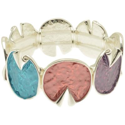 colours, pacman, miss milly, bangle, bracelet, fb421