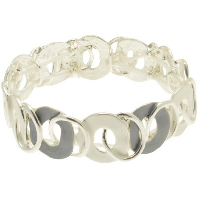 grey, miss milly, bangle, bracelet, FB313