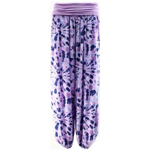 lilac, harem, trousers