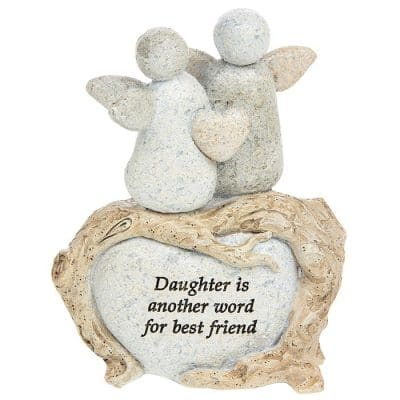 Daughter gift, daughter, best friend, pebble art