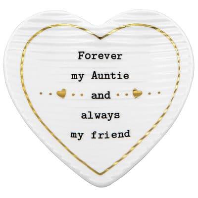 auntie, heart, trinket tray