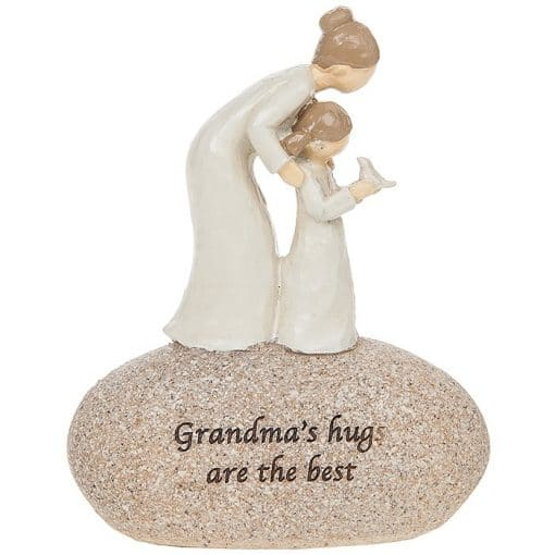 grandma, sentiment stone,